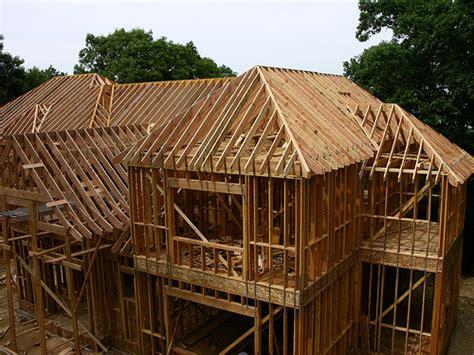 Garage Roof Designs Pictures wood frame roof construction darren moore flickr