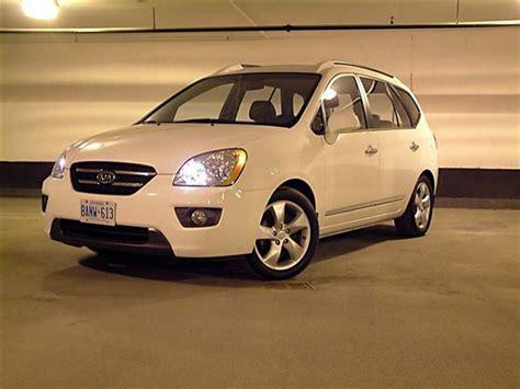 Kia Rondo Ex V6 Test Drive 2007 Kia Rondo Ex V6 Luxury Autos Ca