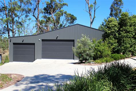 Garage Living Quarters Steel Garages And Sheds For Sale Ranbuild