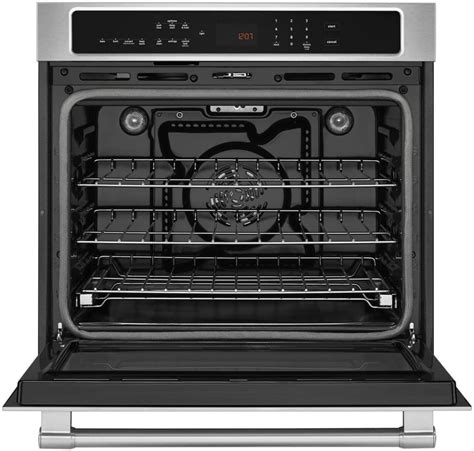 true convection vs fan convection maytag mew9527fz 27 inch electric wall oven with 5 0 cu