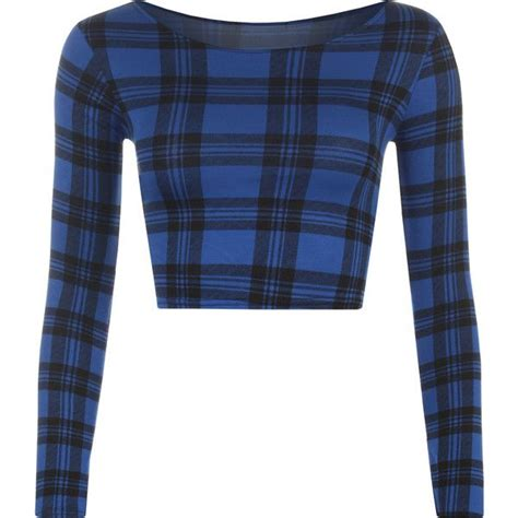 Blue Plaid Top Z151 3377 best images about my polyvore finds on home kitchens doodle and electronics
