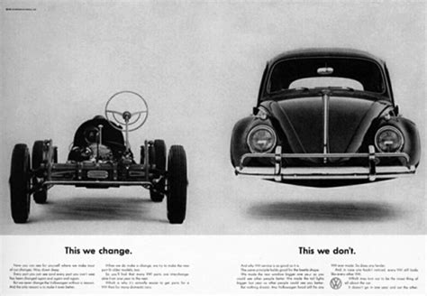 volkswagen think small vw beetle quot think small quot şimdi reklamlar