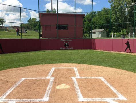 custom padding baseball softball on deck sports