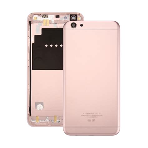 Sparepart Oppo replacement oppo r9s battery back cover gold alex nld