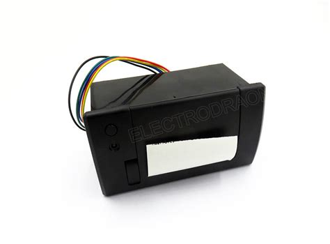 Mini Thermal by Mini Thermal Receipt Printer Serial 5v Type Electrodragon