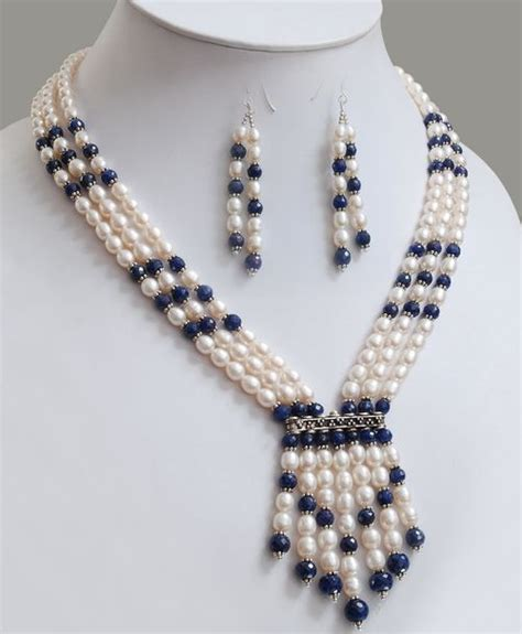 how to make pearl jewelry best 25 beaded necklaces ideas on necklace