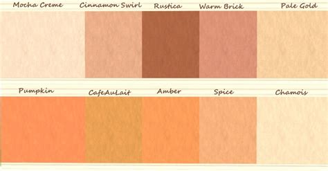 mod the sims valspar signature colors spice collection by simpleton