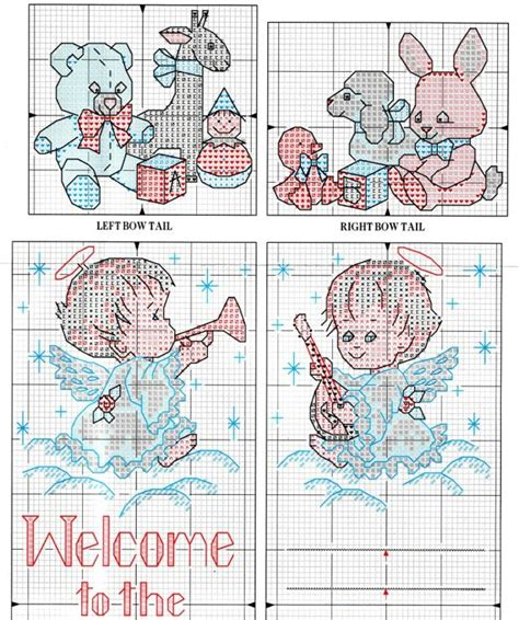 World Birth Records 2778 Best Punto De Images On Cross Stitch Patterns Crossstitch And