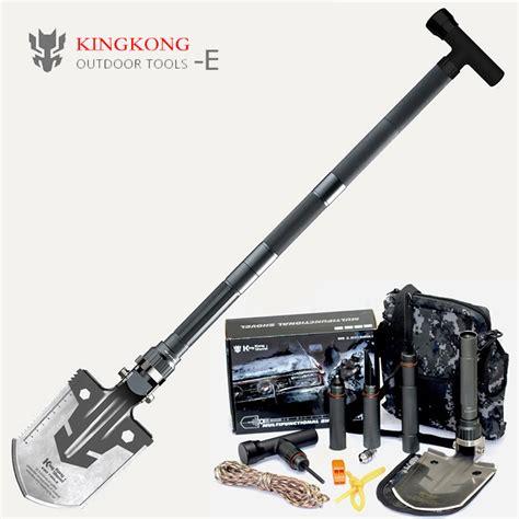 survival shovel tool dhl free shipping kinking shovel snow spade multi