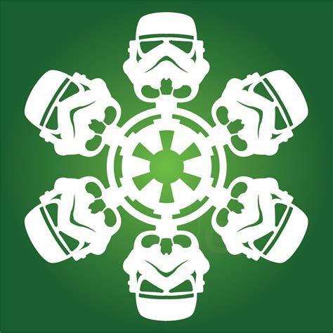 diy star wars snowflakes matters of grey