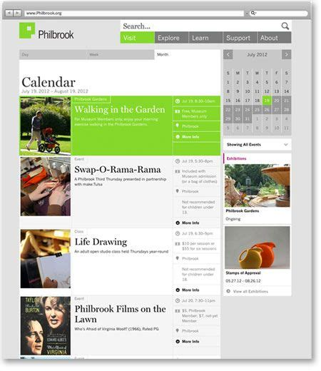 magazine layout event 34 best images about events calendar on pinterest museum