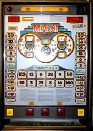 Maxi Crown bergmann maxi crown