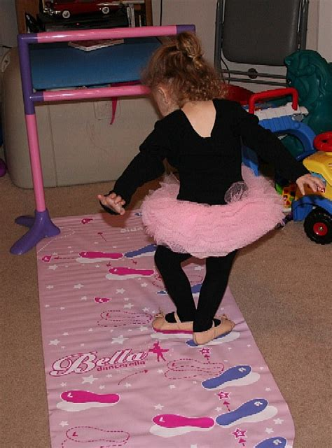 Dancerella Mat by One More Thing To Do The Horror That Is Dancerella
