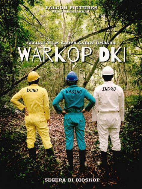 film warkop dono jadi sutradara om indro tak lagi jadi pemeran utama poster warkop dki
