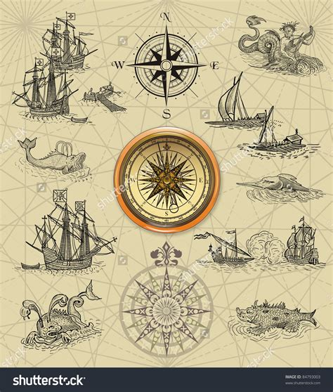 nautical compass google search letters maps charts