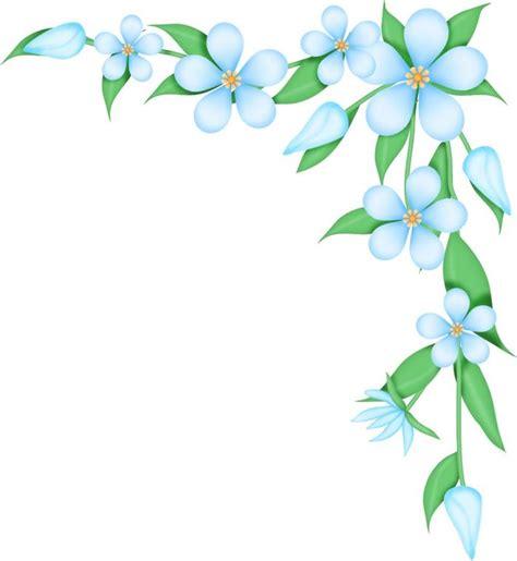 flower design images clipart best flower corners borders clipart best