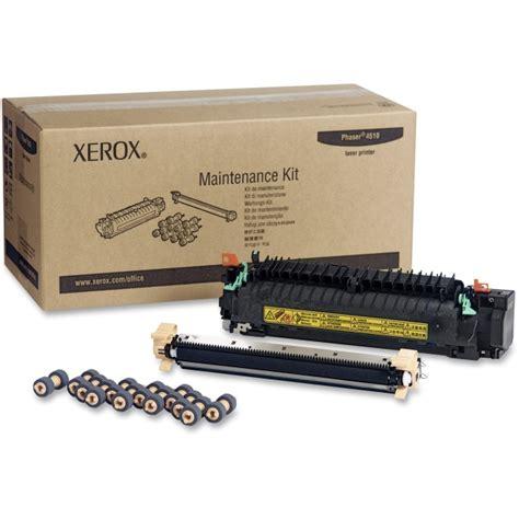Fuji Xerox Maintenance Kit 109r00732 110v maintenance kit for phaser 4510 printer xerox