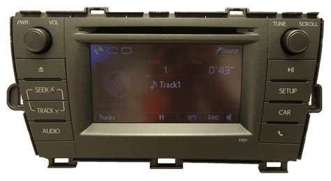 toyota prius touch screen not working toyota prius touch screen bluetooth am fm radio mp3 cd