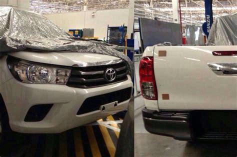 Change Price At Toyota Dealer 2016 Toyota Hilux Vigo Major Change Model 2017
