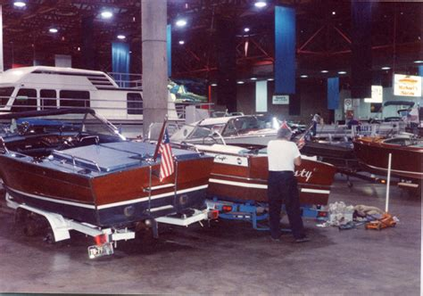 pittsburgh boat show century classic power boat dad