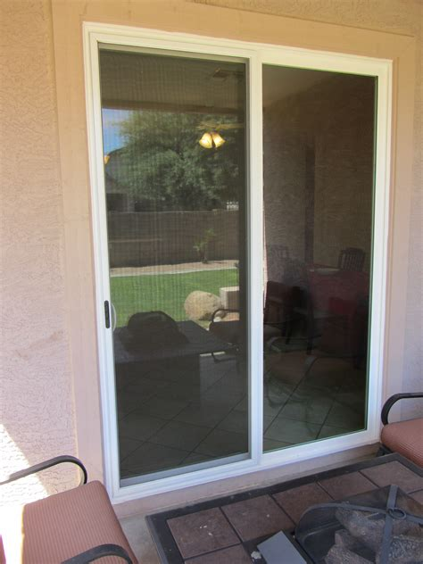 Simonton Sliding Glass Doors Imperial Doors White Patio Door By Simonton Include Glass Breakage Warranty