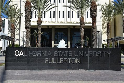 Csuf Mba Admission Requirements by Cal State Fullerton Photo Tour