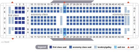 ai 191 seating arrangement boeing 767 jet seating chart 2017 ototrends net