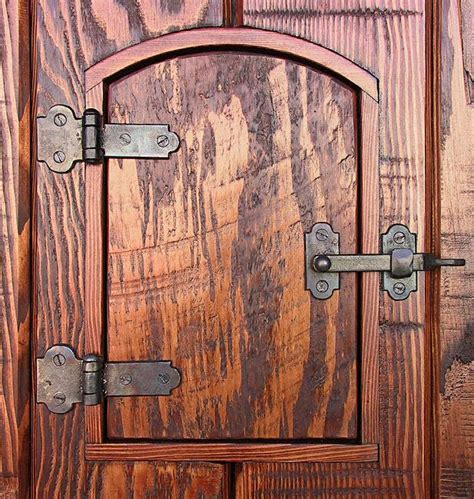 Rustic Front Door Hardware Door Latch Rustic Door Latch