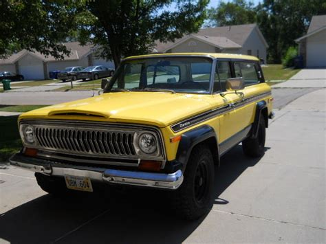 1977 jeep chief 1977 jeep chief