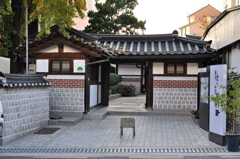 scientific house han ok traditional korean style house
