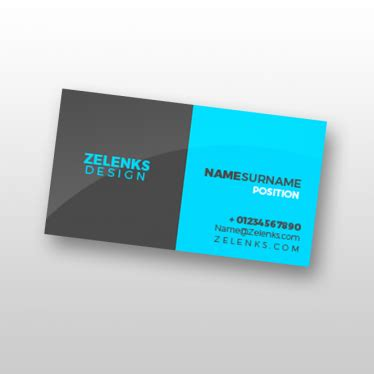 Cards Template Looking by Professional Looking Business Cards Gallery Card Design