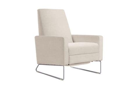 flight recliner chair flight recliner in fabric design within reach
