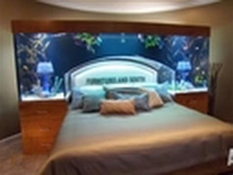 fish tank bedroom sleep with the fishes in custom made aquarium bed by acrylic tank manufacuring extravaganzi