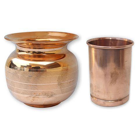india dakshcraft handmade copper kitchen utensils