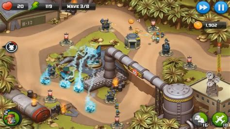 best android tower defense 6 best tower defense for android of 2017