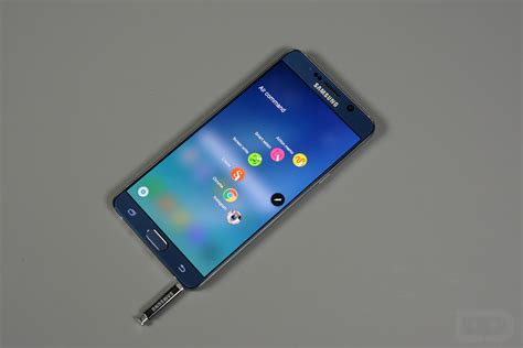 Samsung Note 5 galaxy note 5 unboxing and impressions droid