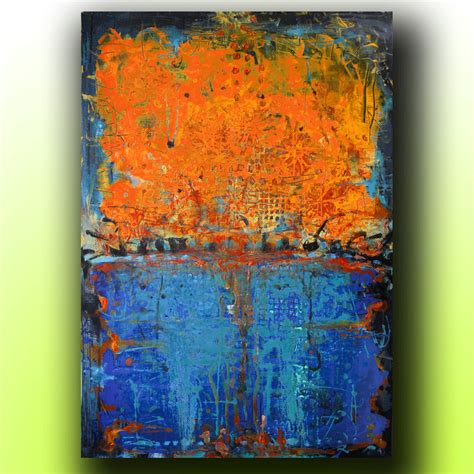 how to acrylic paint on canvas abstract painting abstract acrylic painting on canvas with
