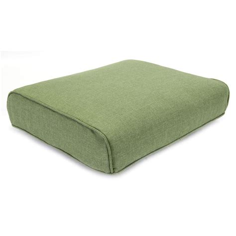 outdoor ottoman cushion replacement hton bay fall river replacement outdoor ottoman cushion