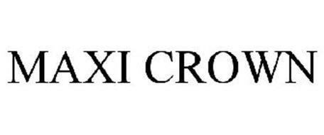Maxi Crown maxi crown trademark of maxi crown sealing machine ab