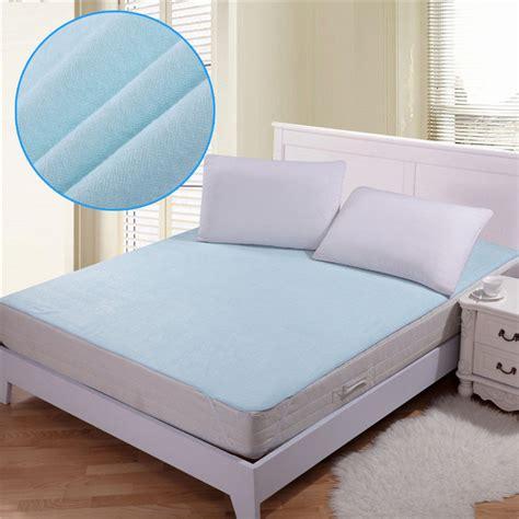 Matress Protector 180x200 Diskon Cashback buy waterproof mattress protector sheet with elastic