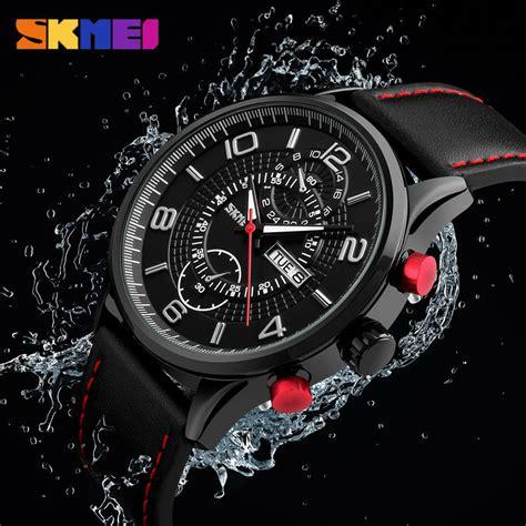 Jam Tangan Pria Cowok Ripcurl R08 3 skmei jam tangan analog pria 1603cl white jakartanotebook