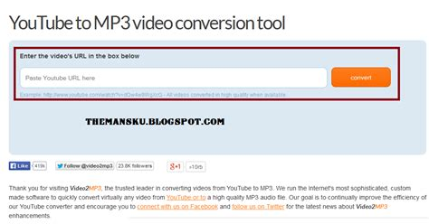 download mp3 dari youtube cara download mp3 dari youtube durasi panjang themansku