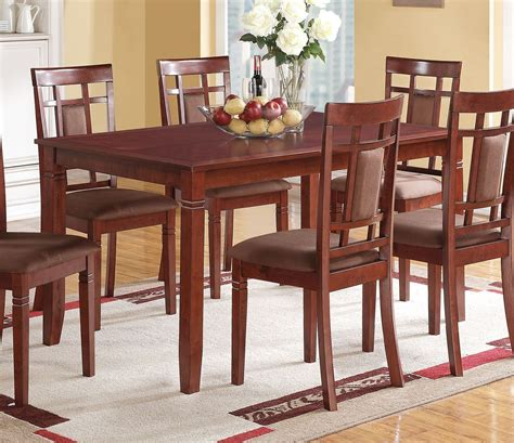 cherry dining room tables dining room 2017 solid dark cherry dining room chairs