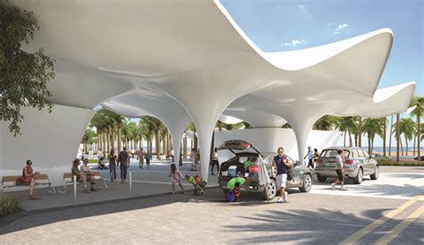 Las Olas Parking Garage by City Of Fort Lauderdale Fl Las Olas Park Project