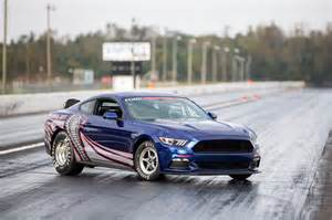 Ford Cobra Jet 2016 Ford Cobra Jet Mustang Drag Car Debuts At Sema