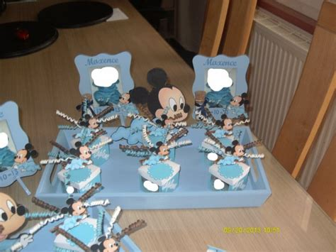 Decoration Bapteme Mickey by Ensemble Bapteme Mickey Http Deco Fetes Skyrock