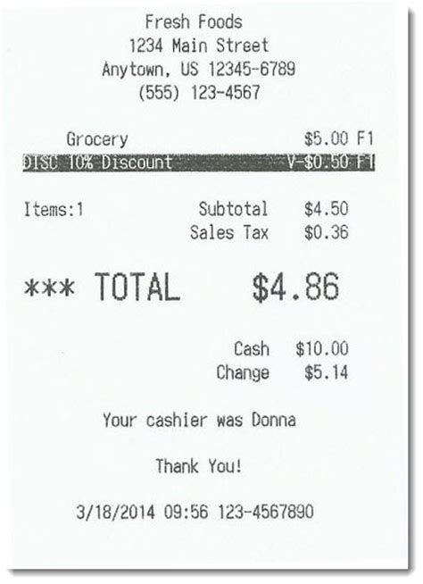 Html Pos Receipt Template by Receipt Printer Knowledgebase Storetender