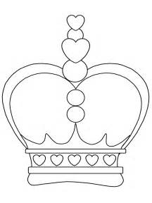 crown color free coloring pages of king crowns