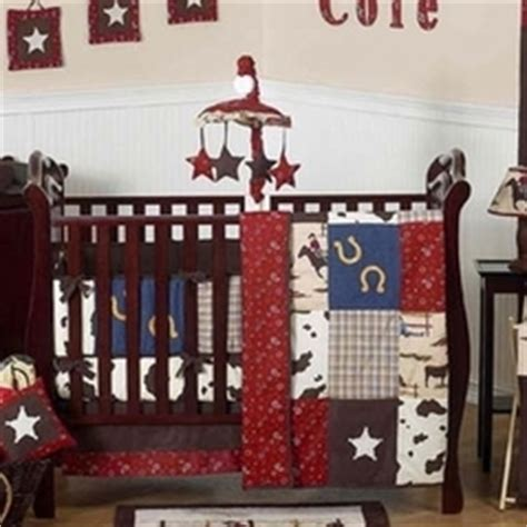 cowboy crib bedding set baby boy bedding sets