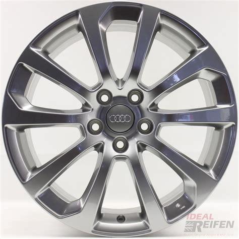 Original Audi A3 Felgen by Original Audi A3 S3 8p 18 Zoll 8p0071498a Alufelge Felge